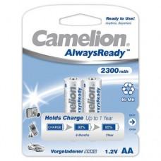 Επαναφορτιζόμενη Μπαταρία Camelion Always Ready AA 1.2V 2300mAh